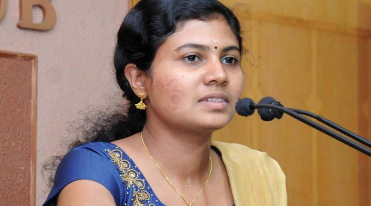 UPSC: Shikha Surendran fails in first attempt due to this mistake, then tops in second attempt