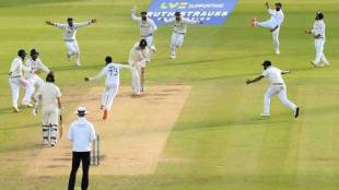 India vs England 2nd Test Day 5 Live Cricket Score