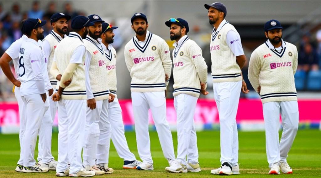 India vs England Team India