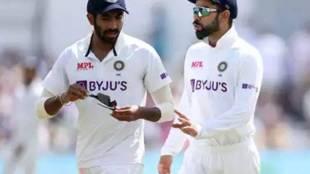 Joe Root Virat Kohli Jasprit Bumrah ICC Test Rankings