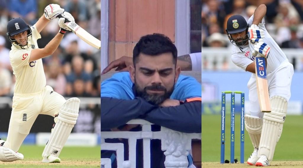 Joe Root Virat Kohli Rohit Sharma India vs England ICC Test Rankings