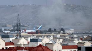 Kabul Airport, Afghanistan, Taliban