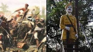 Kotwal Dhan Singh 1857