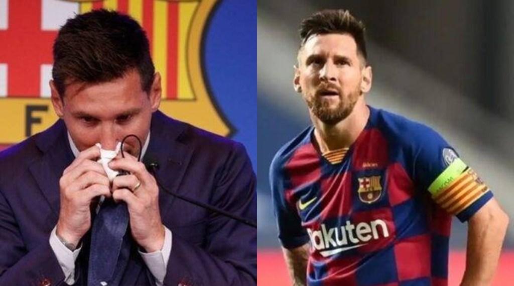 Lionel Messi Paris Saint-Germain Football Club Barcelona