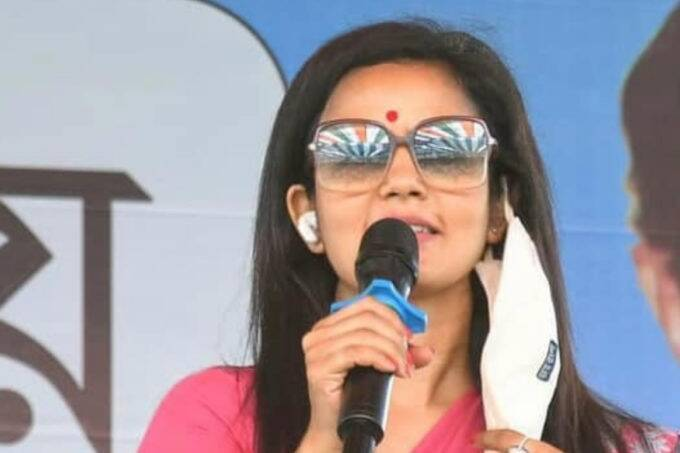 Mahua Moitra, TMC, BJP