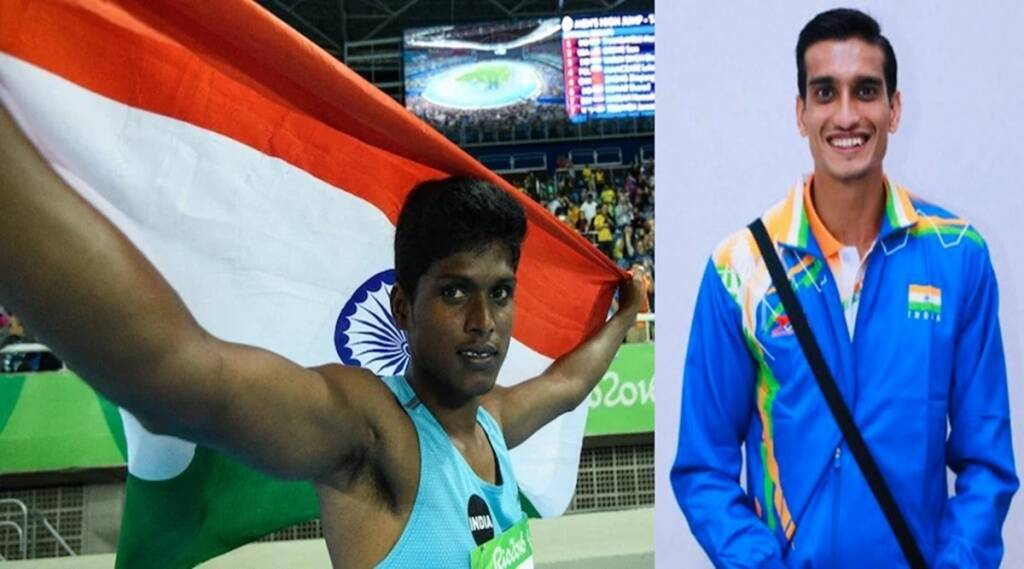 Mariyappan Thangavelu Sharad Kumar Tokyo Paralympics High Jump Silver Medal Bronze Medal