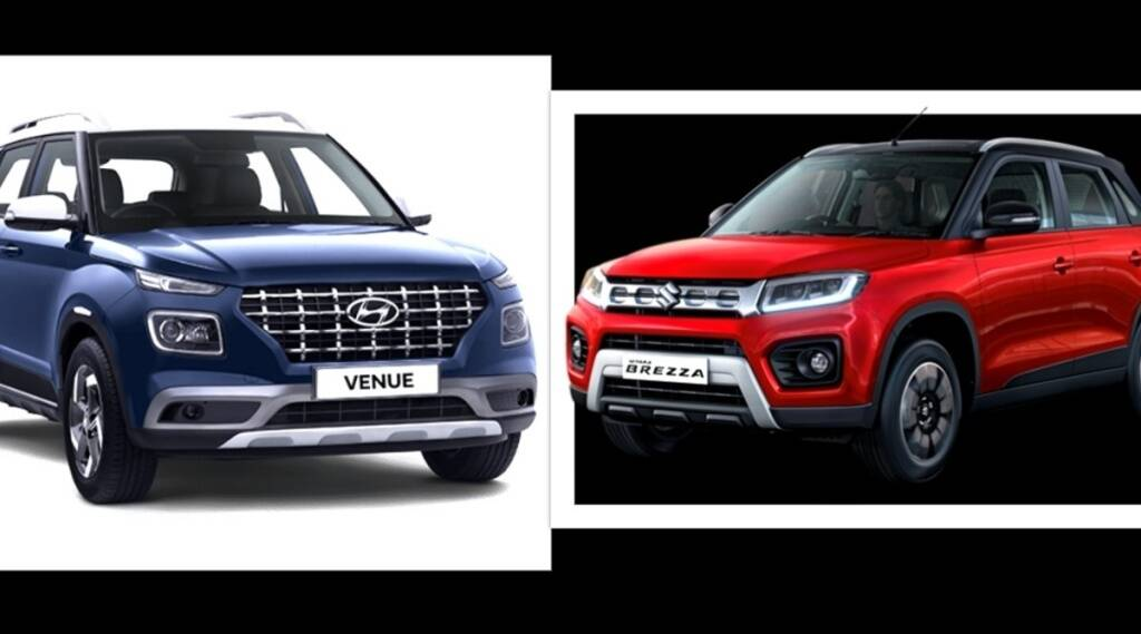 Maruti Vitara Brezza vs Hyundai Venue