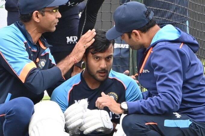 Mayank Agarwal ruled out India Rohit Sharma Trent Bridge India vs England KL Rahul