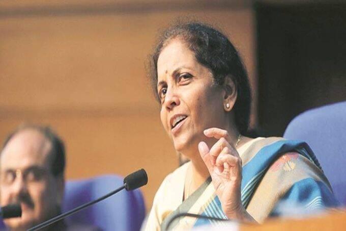Niramala Sitharaman GST