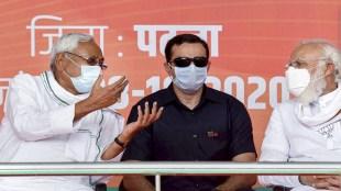 Nitish Kumar PM Modi