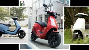 Ola launches first electric scooter S1