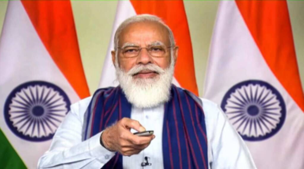 Punya Prasun Bajpai, Punja Prasun Bajpai Furious at PM Modi