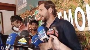 Pakistani Cricketer Shahid Afridi Taliban Pak journalist Naila Inayat Tarek Fatah Watch Video ind vs pak