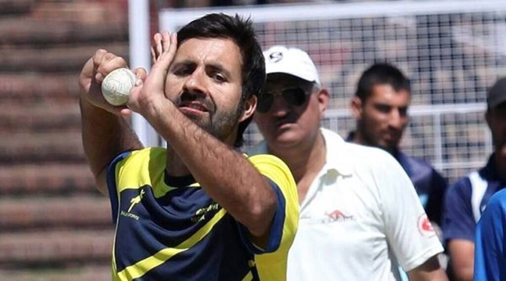 Parvez Rasool was asked to return the pitch roller or face police action