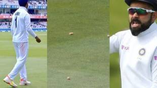 ind-vs-eng-beer-caps-thrown-over-kl-rahul-in-lords-and-virat-kohli-signals-to-throw-it-back-to-the-throwers-watch-video