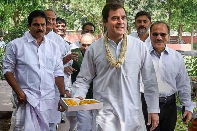 Congress, Rahul Gandhi Birthday