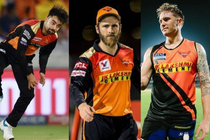 Rashid Khan Kane Williamson Jason Roy The Hundred Mens IPL 2021