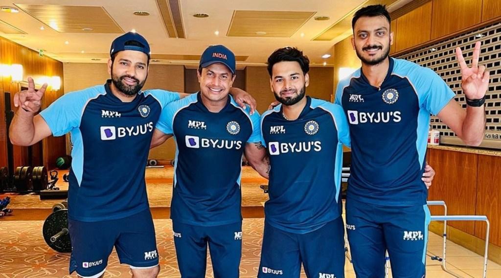 Rishabh Pant Axar Patel Instagram Users India vs England Cricket News