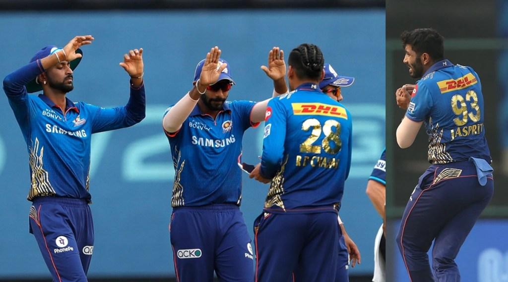 Rohit Sharma Jasprit Bumrah Mumbai Indians IPL 2021 No Balls