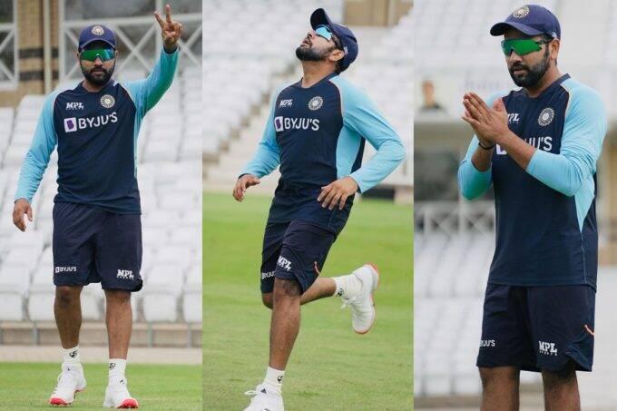 Rohit Sharma Virat Kohli India vs England Test Series