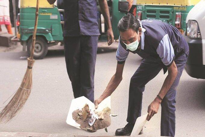 Sanitation Workers Fired from jobs in UP