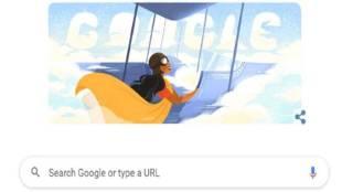 Sarla thukral google doodle