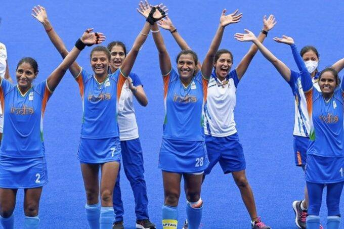 Savji Dholakia Diamond Trader Indian Womens Hockey Team Tokyo 2020 Tokyo Olympics