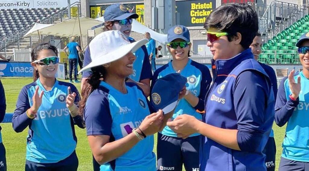 Shafali Verma Sir Vivian Richards Virender Sehwag womens cricket Mithali Raj