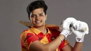 Shafali Verma had a mixed bag in the Hundred ECB The Hundred