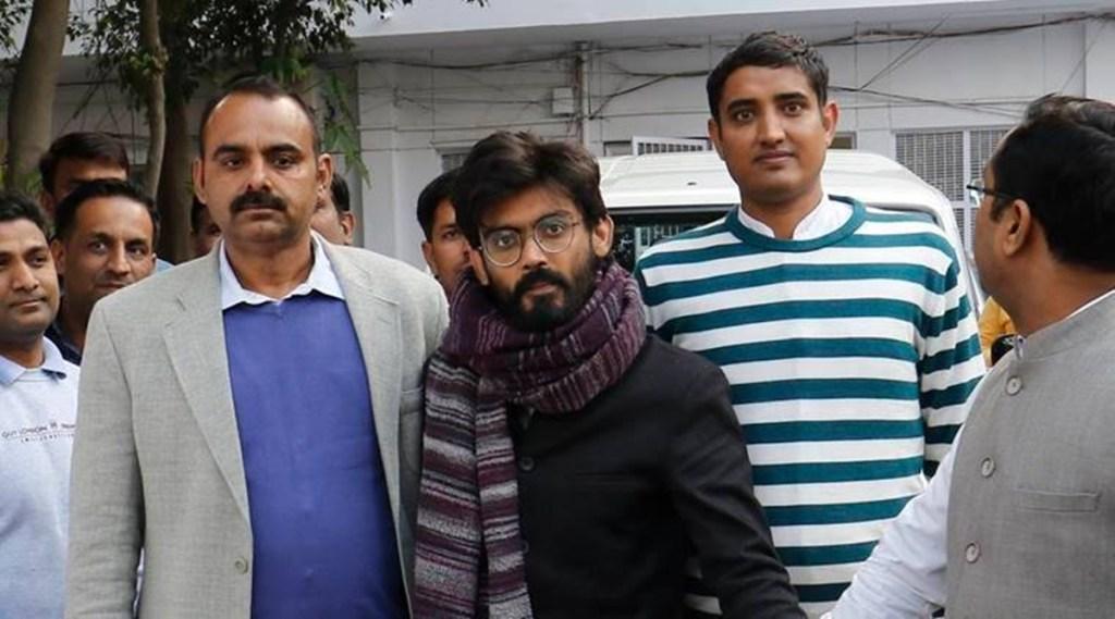 Sharjeel Imam, Delhi Riots, sedition Case