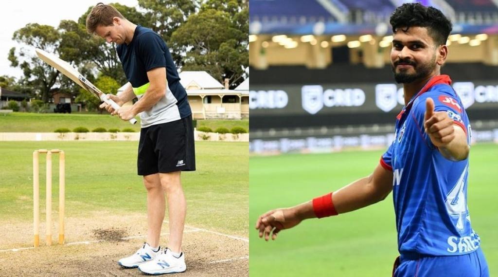 Steve Smith Shreyas Iyer IPL 2021 Delhi Capitals