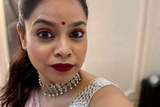Sumona Chakraborty, Sumona Chakraborty entry in The Kapil Sharma Show, Kapil Sharma,
