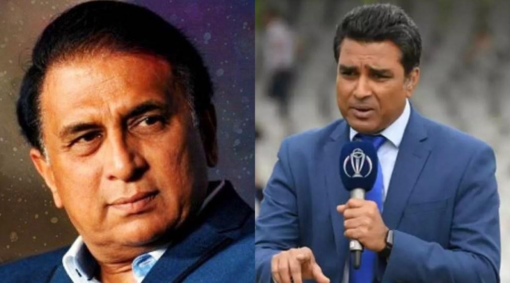 Sunil Gavaskar Sanjay Manjrekar Rishabh Pant ENG vs IND