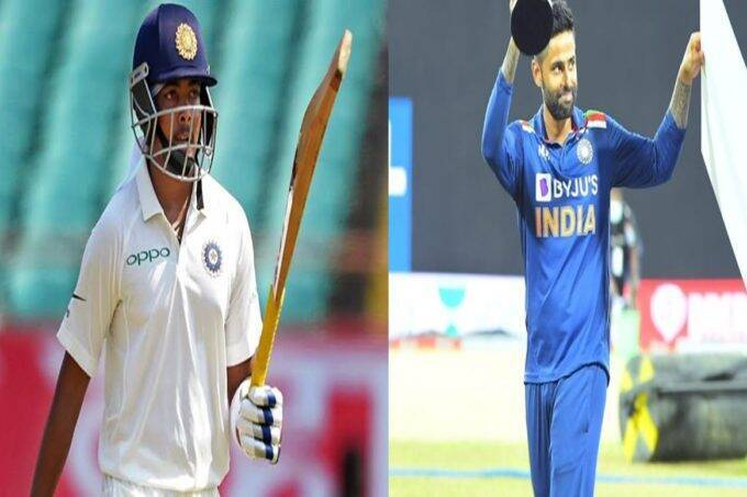 ind-vs-eng-suryakumar-yadav-and-prithvi-shaw-tested-negative-in-last-covid-rtpcr-test-likely-to-leave-for-england-in-next-24-hours