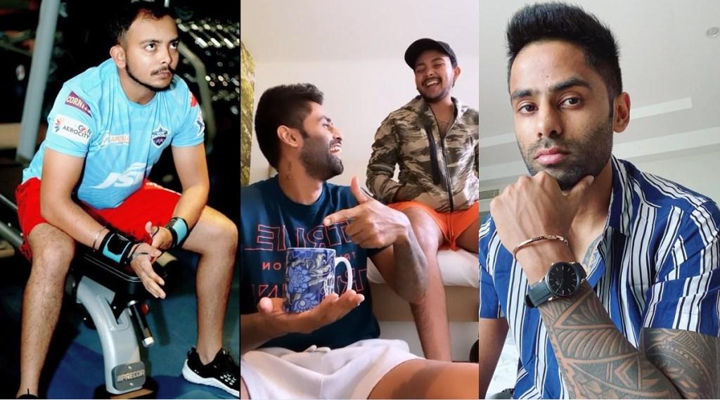 Surya Kumar Yadav Prithvi Shaw India vs England Test Series1