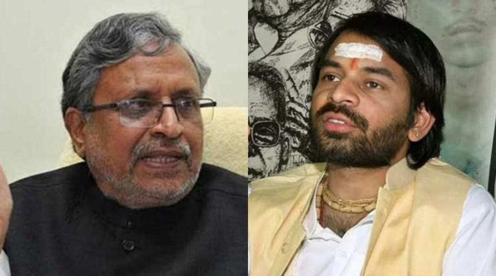 Sushil Modi, RJD, Tej Pratap Yadav, BJP, Lalu Prasad