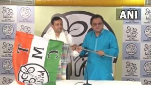 Tanmay Ghosh from Bishnupur joins Trinamool Congress