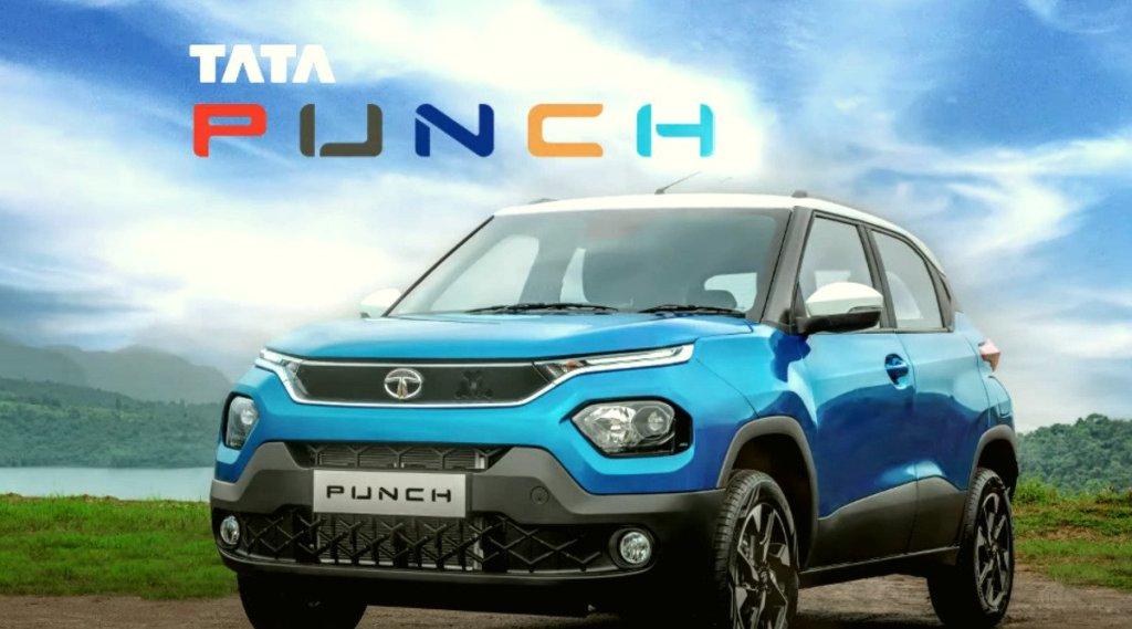 Tata Motors introduced micro SUV Tata Punch