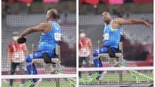 Tokyo Paralympics Vinod Kumar Discus Throw Asian Record
