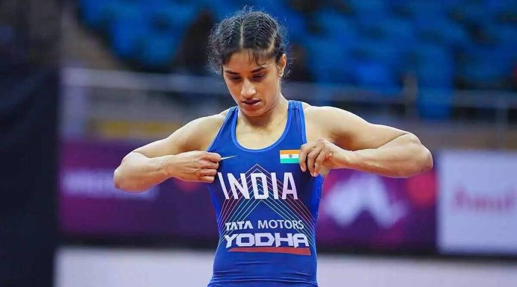 Vinesh Phogat suffered a quarter final defeat in the Tokyo Olympics