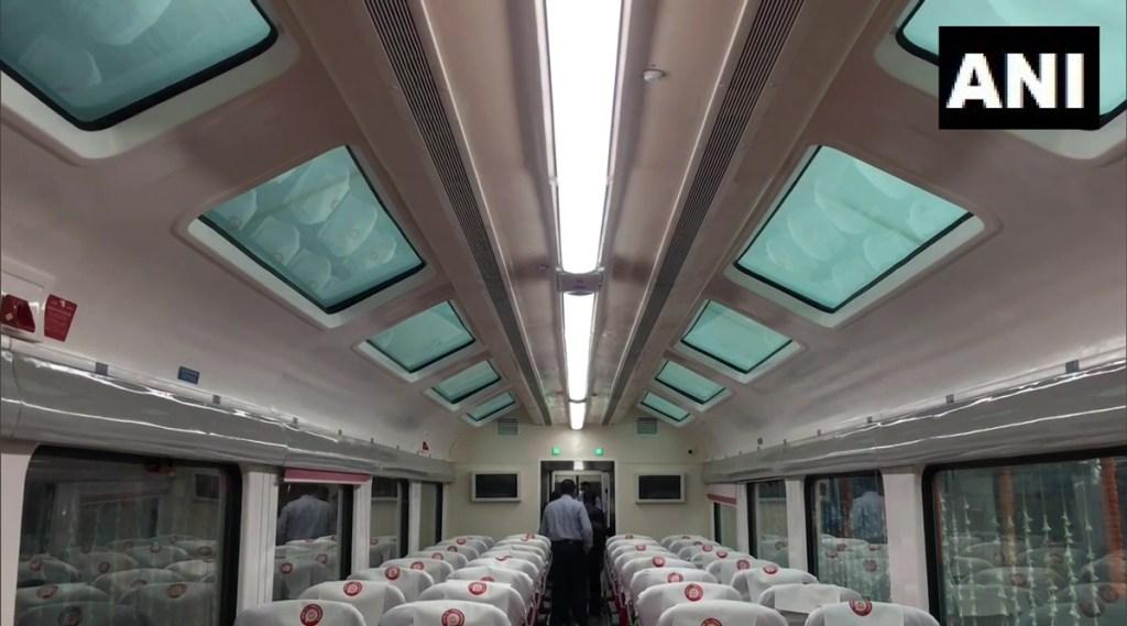 Indian Railways, IRCTC,Vistadome Coach