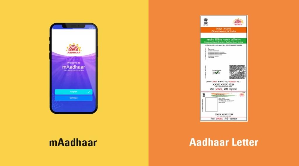aadhaar card, m aadhaar card, how to use maadhaar app