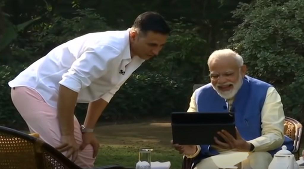 akshay kumar, narendra modi, akshay kumar interview with narendra modi