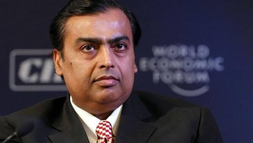 Mukesh Ambani,Sunil Mittal