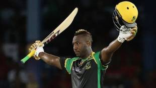 Andre Russell, Andre Russell fastest fifty, Andre Russell in CPL, Andre Russell KKR, CPL 2021, KKR, IPL 2021, live cricket, Cricket, Hindi cricket news, latest cricket news in Hindi, cricket news in Hindi, Sports news in Hindi, jansatta