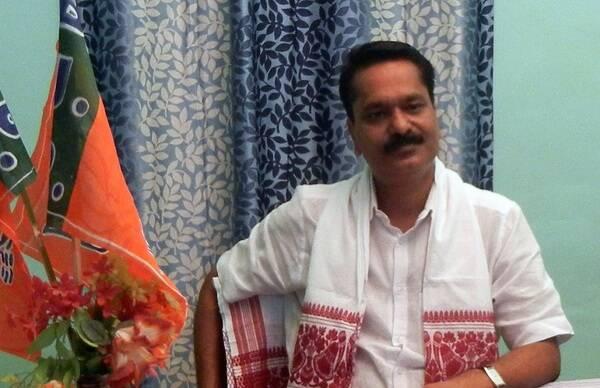 असम मंत्री अशोक सिंघल