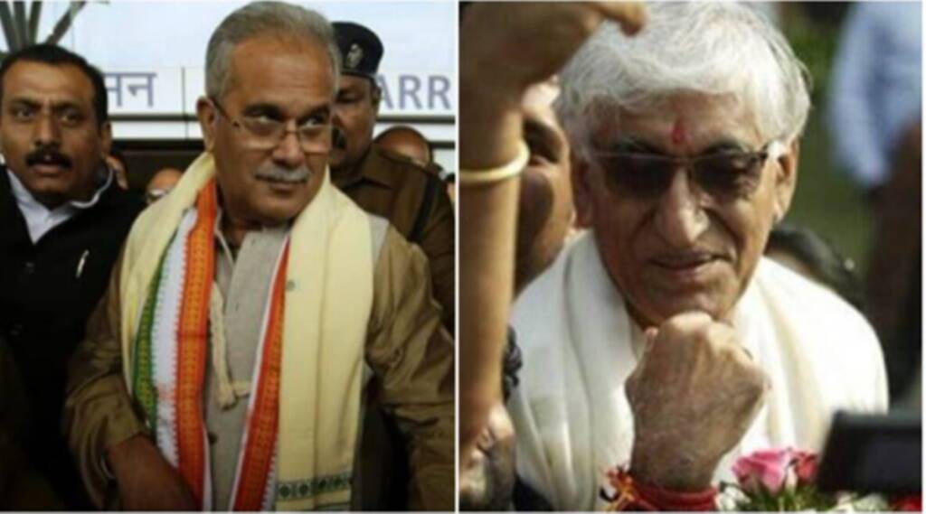 chhattisgarh congress, T S Singh deo, bhupesh baghel