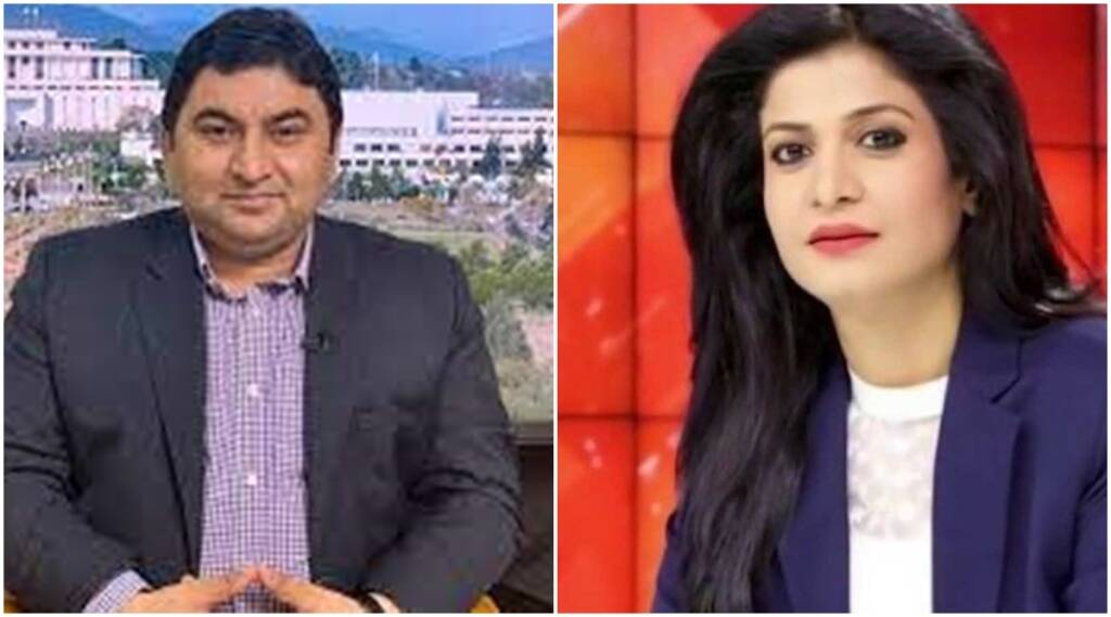 TV debate , india, pakistan, camar cheema, barkha varsha, Afghanistan, jansatta