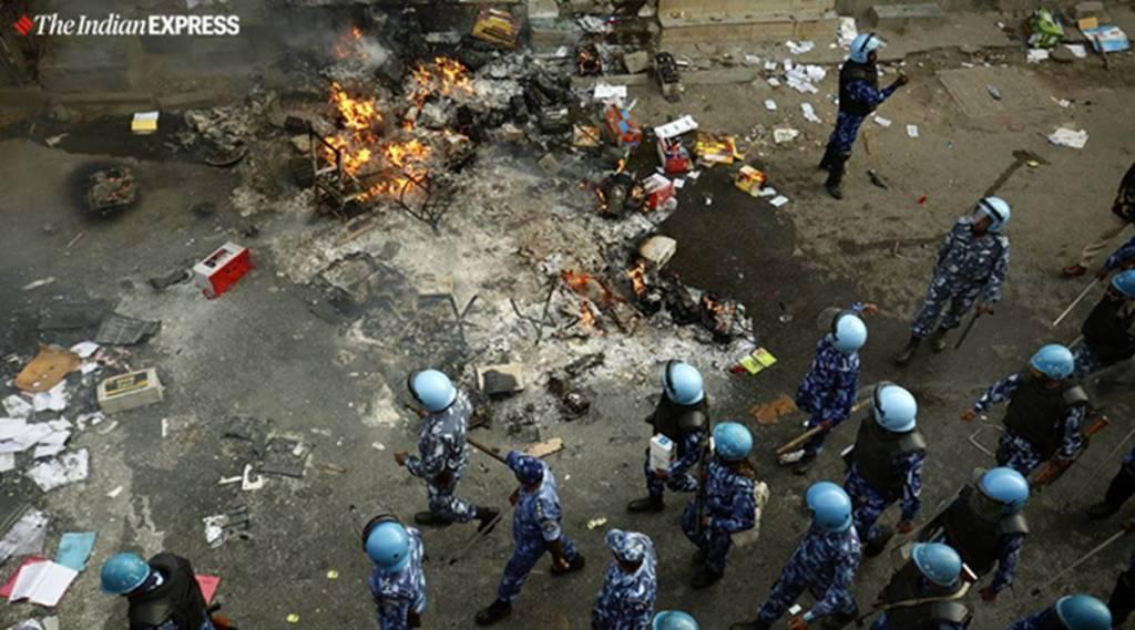 Delhi riots, delhi police, northeast delhi riots, delhi riots injured, Riot-injured forced to recite anthem, Delhi riots investigation, delhi news, jansatta