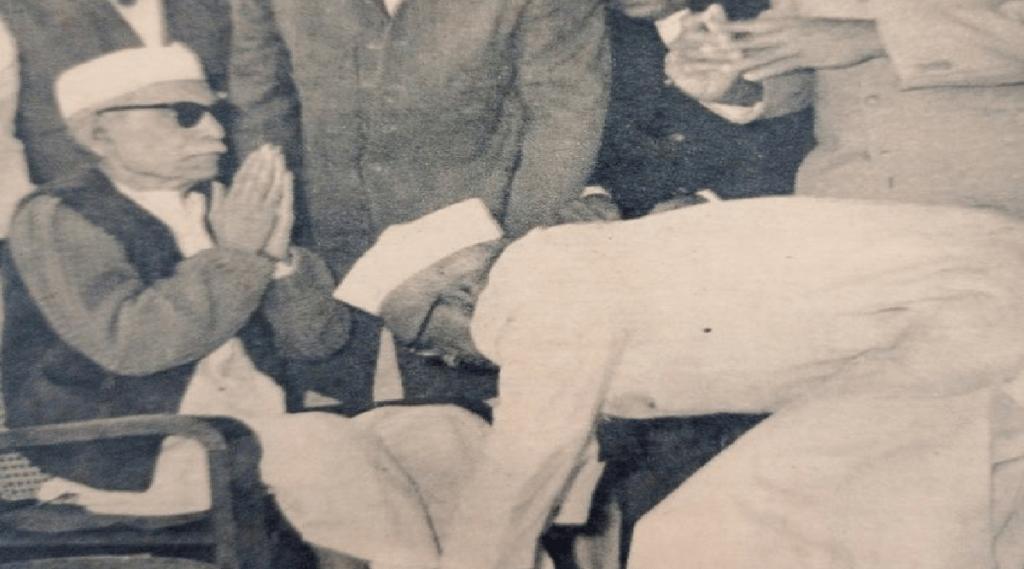 Dwarka prasad mishra, Rajiv Gandhi, Indira Gandhi, Voters Age 18